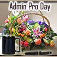 Send Administrative Professionals Day Ecard!