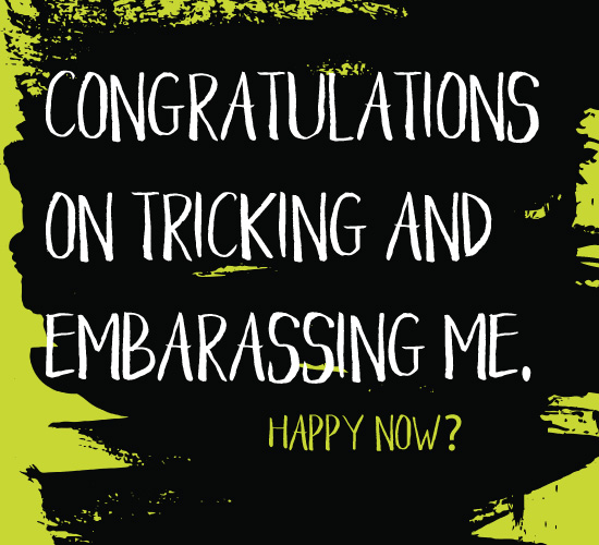 Share April Fool's Day Ecard!