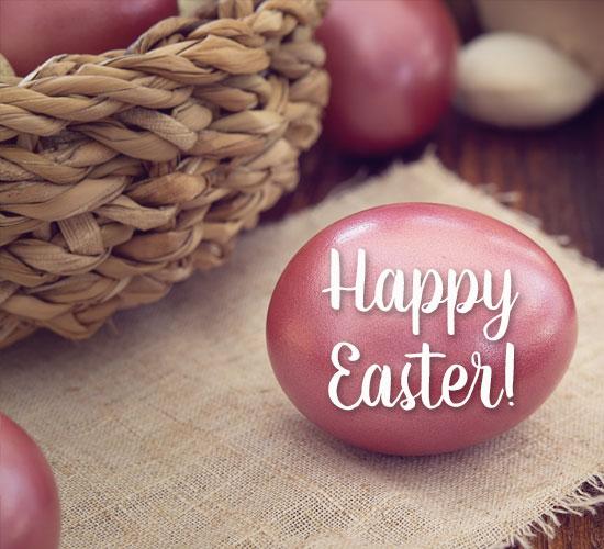 Send Easter Greetings!