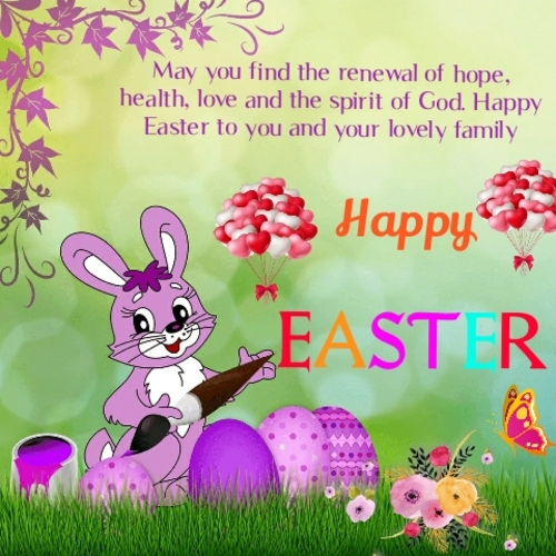 Easter Happy...