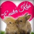 Easter Kiss.