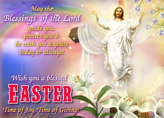 Send Easter Cards?