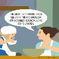Funny Sarcastic Jewish Passover Ecard