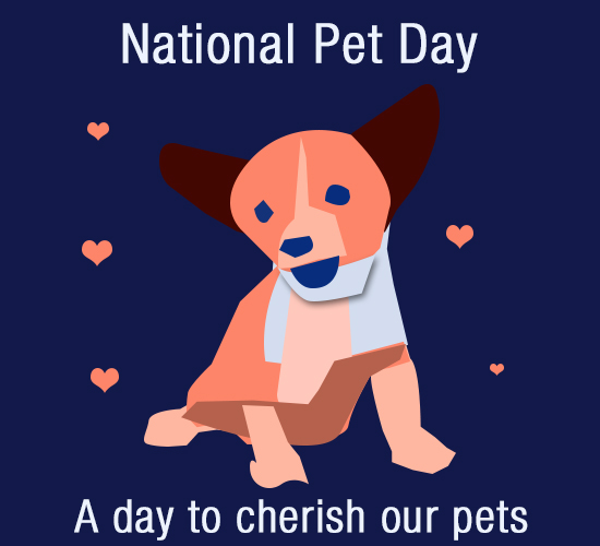 National Pet Day, Doggy.