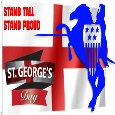 St. George's Day Wishes...