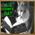 Cat Book Lover!