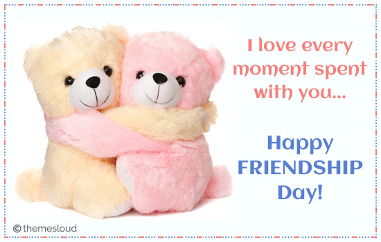 Happy Friendship Day My Friend!!!
