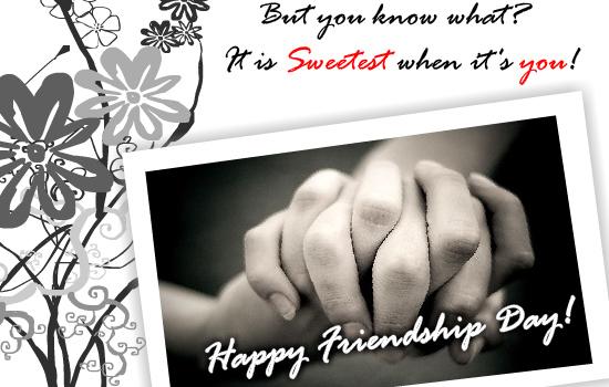 Send Friendship Festival Ecard!