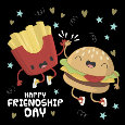 Happy Friendship Day Wish.
