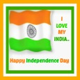 Wish You A Happy Independence Day...