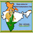 15th August Independence Day.