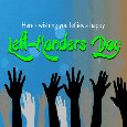 A Left-handers Day Celebration Card.
