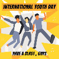 International Youth Day, Blast.