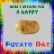 A Happy Potato Day.