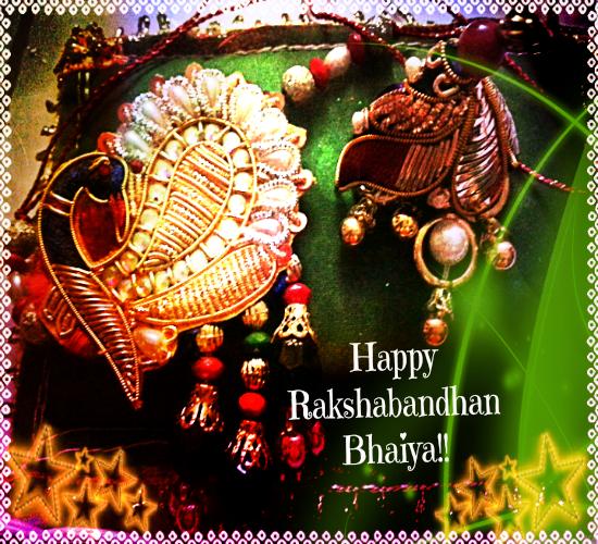 Raksha Bandhan 2019: Happy Raksha Bandhan Bhai... Free Happy Raksha Bandhan