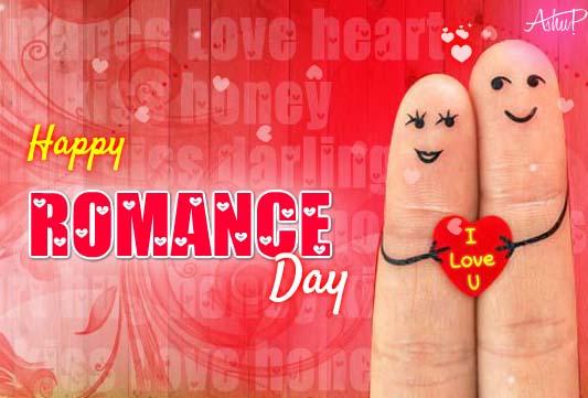 Send Romance Day Ecard!