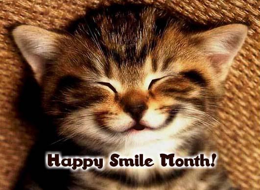 Send Smile Month Card!
