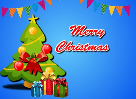 Merry Christmas Wishes For You Dear.