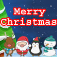 Merry Christmas To All My Friends.