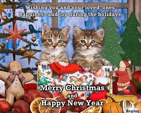 Send Christmas Fun Greetings!