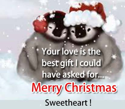 Christmas Love Cards, Free Christmas Love Wishes, Greeting Cards ...