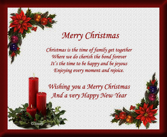 Merry Christmas To All. Free Merry Christmas Wishes ECards