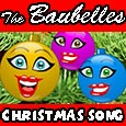 The Baubelles Christmas Song.
