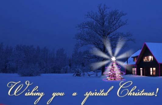 Send Christmas Blessings!