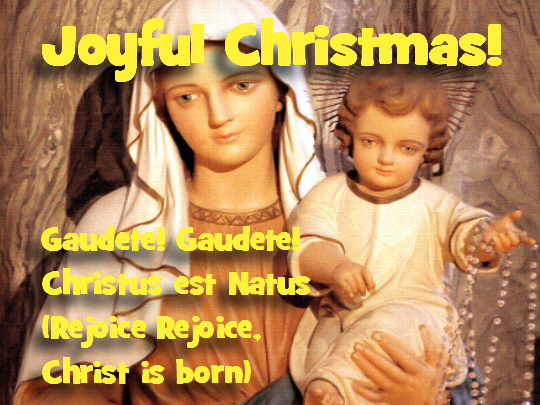 Joyful Christmas...