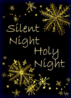 Silent Night Gold Card.