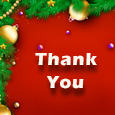 Thank You Wishes For Christmas.