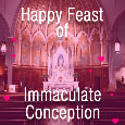 Happy Immaculate Conception Feast.