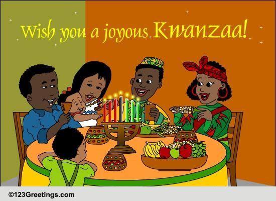 Kwanzaa cards free kwanzaa wishes greeting cards 123 greetings m4hsunfo