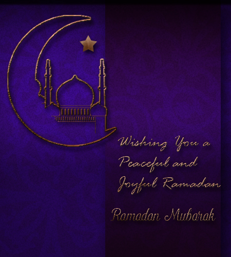 Ramadan Mubarak For Dear And Near...