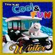 Cool And Fun Winter.