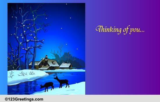 Send winter greetings!