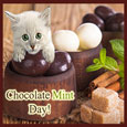 Enjoy Chocolate Mint...
