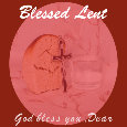 Blessed Lent, Bread...