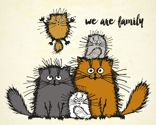 We Are Family.
