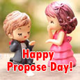 Propose Day Special.