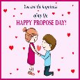 Happy Propose Day, My Sweetheart!