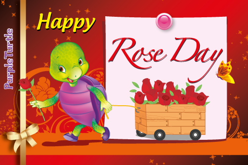 Wishing You A Happy Rose Day!