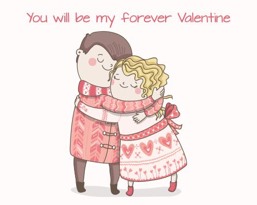 Send Happy Valentine's Day Ecard!