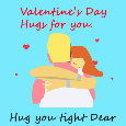 Valentine's Day, Hug Love...