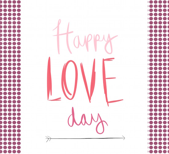 Happy Love Day!!