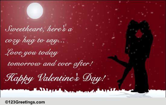 Send Valentine's Day Greetings!