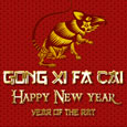 The Year Of The Rat !!