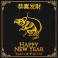 Wonderful Year Of The Rat!!