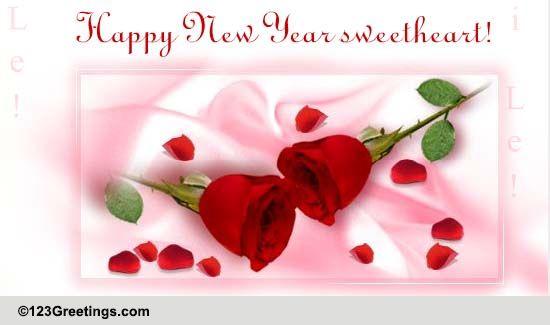 romantic chinese new year wish