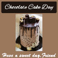 Happy Chocolate Cake Day, New...